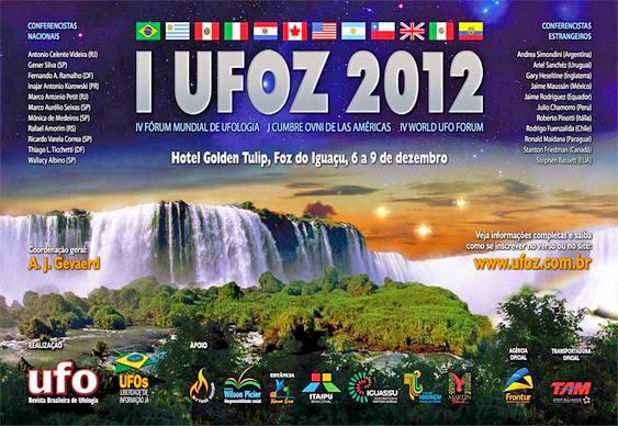 I UFOZ 2012 - Foz do Iguaçu