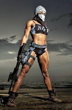 Violência contra mulheres militares