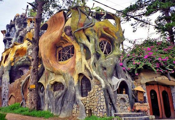 Casa Maluca - Hotel do Vietnã