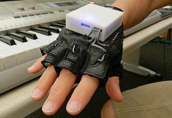 Luva Robótica para portadores de deficiência