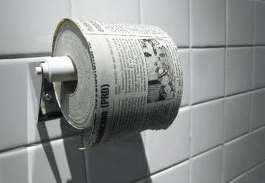 O papel atual da mídia impressa