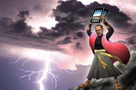 Bruxo Steve Jobs