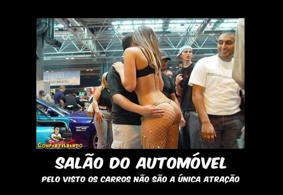 Salão do Automóvel São Paulo 2012