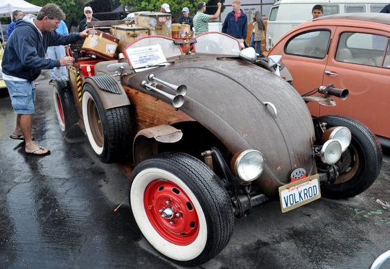Rat Rod Volkswagen