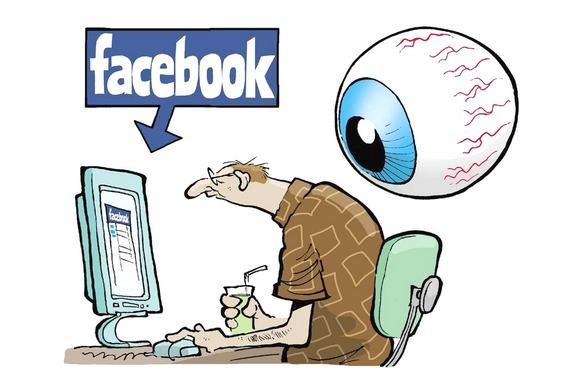 Dados expostos nas redes sociais
