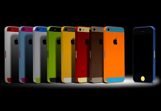 iPhone 5 personalizado