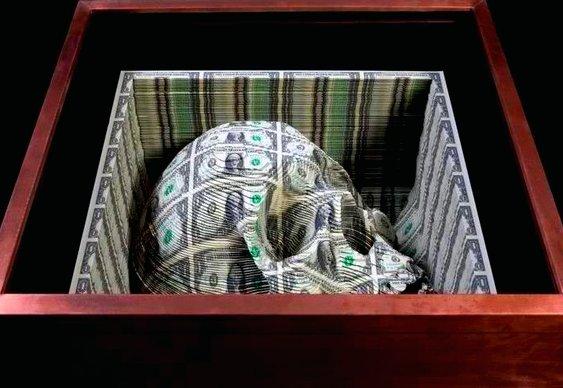Caveira de Dólares