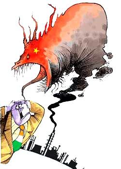 Invasão de produtos chineses