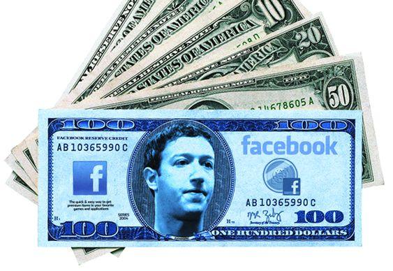 Postagens pagas no Facebook