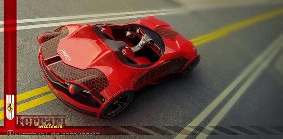 Ferrari Concept Millenio