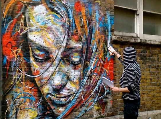 David Walker - Graffiti