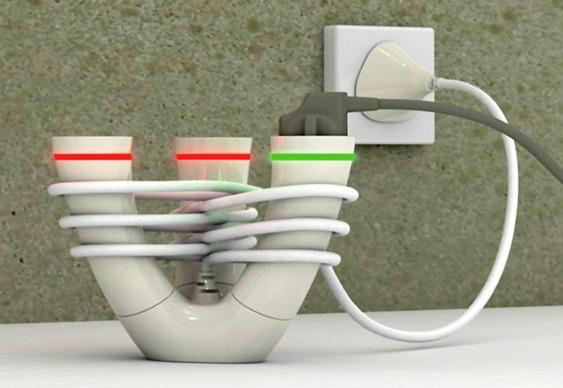Design tomadas elétricas