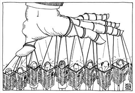Manipulação da Opinião Pública