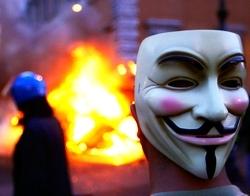 Símbolo Guy Fawkes