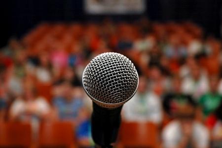 Fobia de microfones