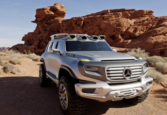 Mercedes-Benz Off-Road