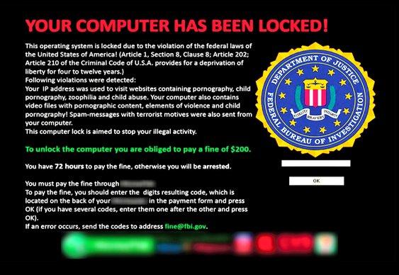 Sequestro de computador