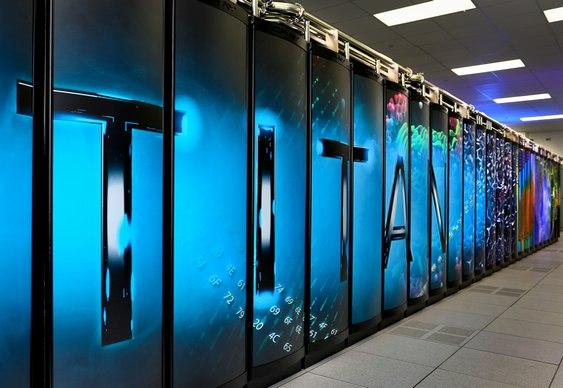 Super computador Titã