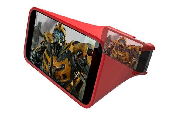 iPhone com tela grande