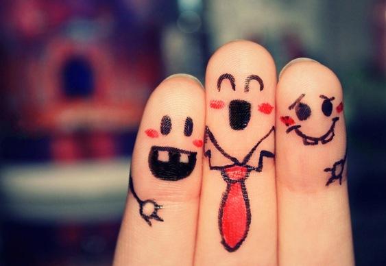 Redes Sociais - Amizades