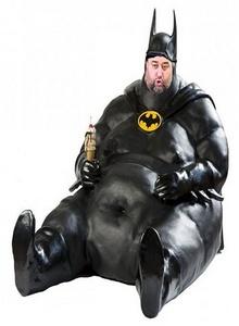 Batman Obeso