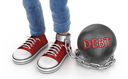 Escravizado por dívidas