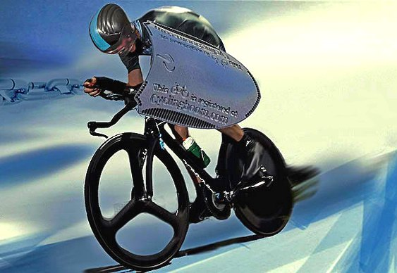 Adesivos metálicos para bikes