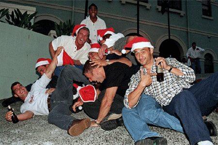 Festa de Natal da empresa