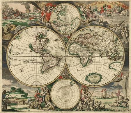 Mapa Colonial