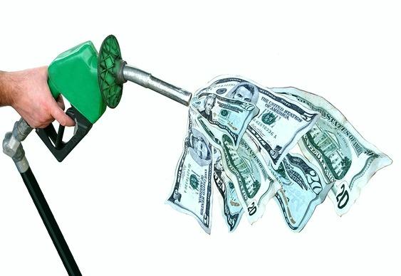 Custos secretos da gasolina