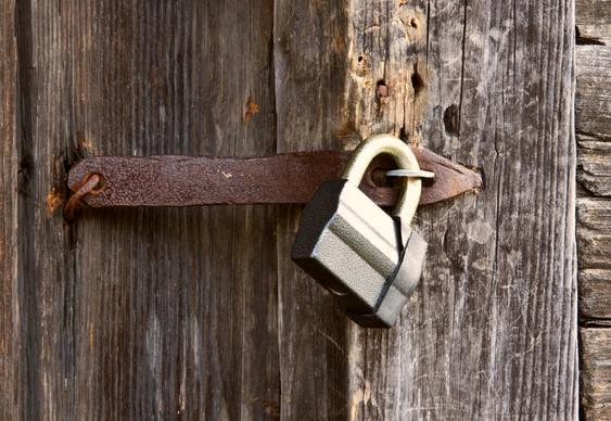 Fechadura Porta Cadeado