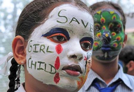 Violência contra mulher na Índia