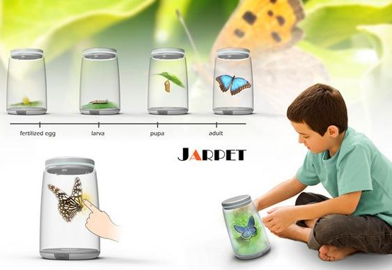 Jarro Pet 3D
