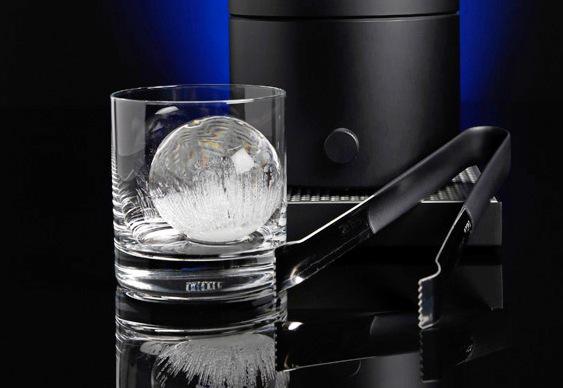 Pedra de gelo redonda nop whisky