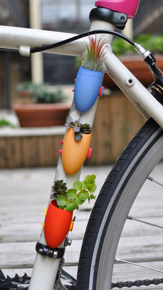 Vasos para bicicletas