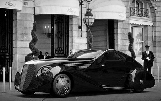 Rolls-Royce Porta Redonda