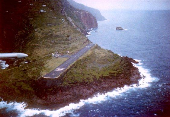 Aeroporto Juancho E. Yrausquin