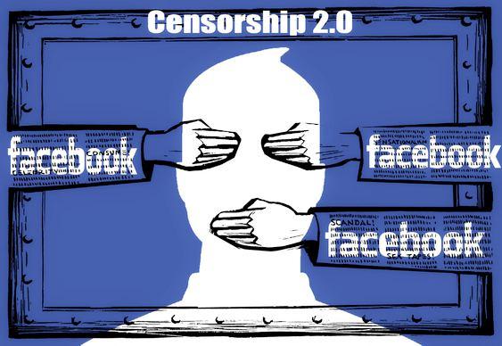 Proibido e permitido no Facebook