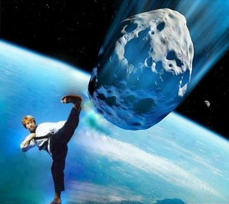 Metoro que caiu na Terra