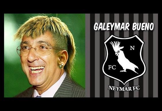 Galeymar Bueno - Charge
