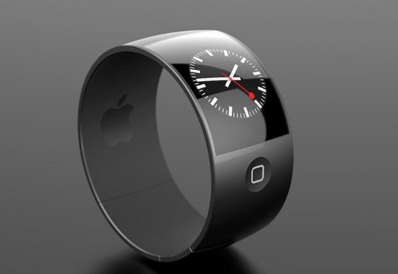 Relógio conceito para Apple