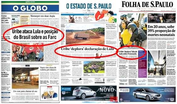Jornais de oposição