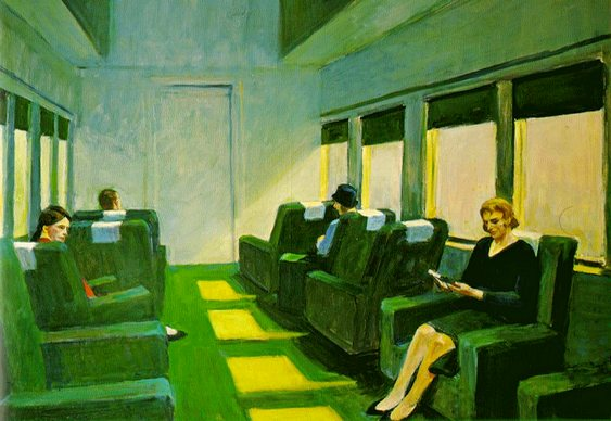 Pinturade Edward Hopper