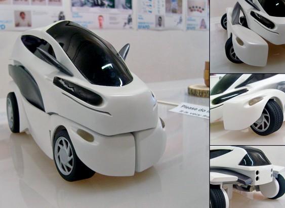 Veículo compacto