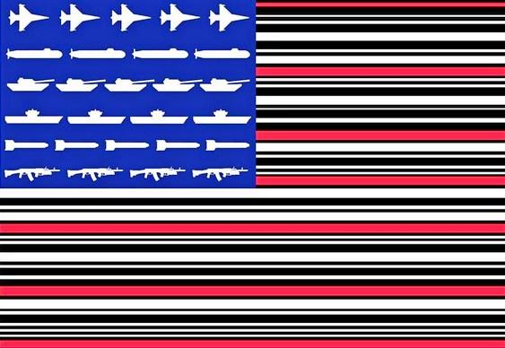 Código de barra e guerra