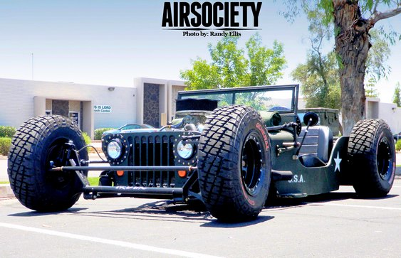 Jeep Willys Custom