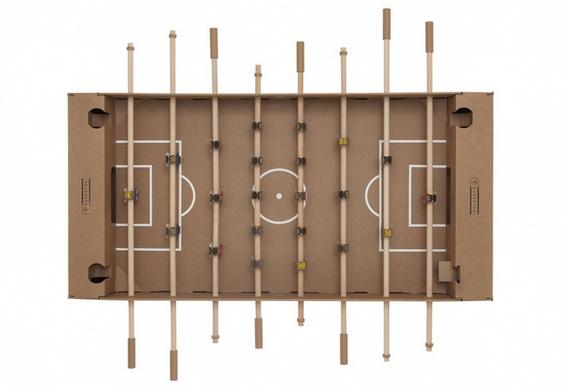 Mesa de Futebol Totó