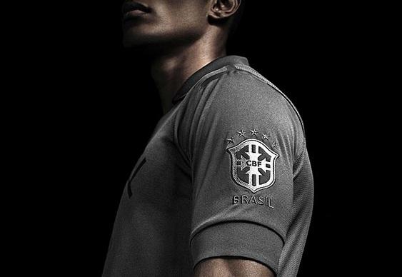 Nova Camiseta da Seleção Brasileira