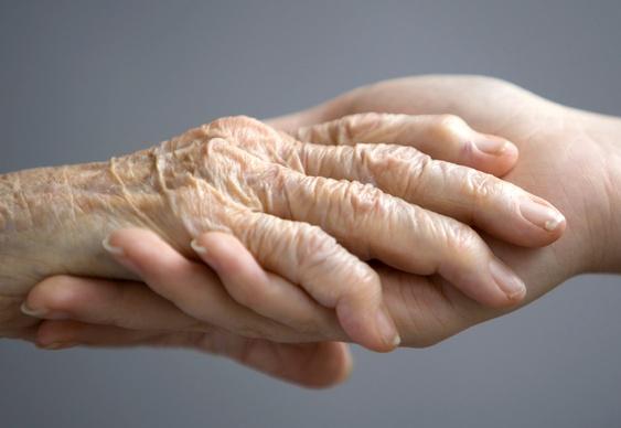 Dando uma mãozinha