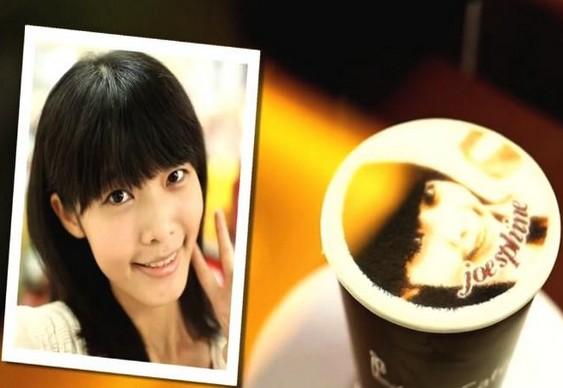 Fotografia no cafezinho